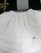 HIT Spódnica My Love w kolorze białym