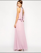 ASOS Chain Back Maxi Dress...