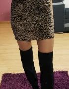 Sukienka pantera XS...