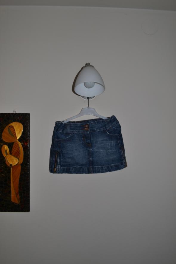 Sukienki i spódniczki Marks&Spencer 6 7 8 9 lat spódniczka jeans