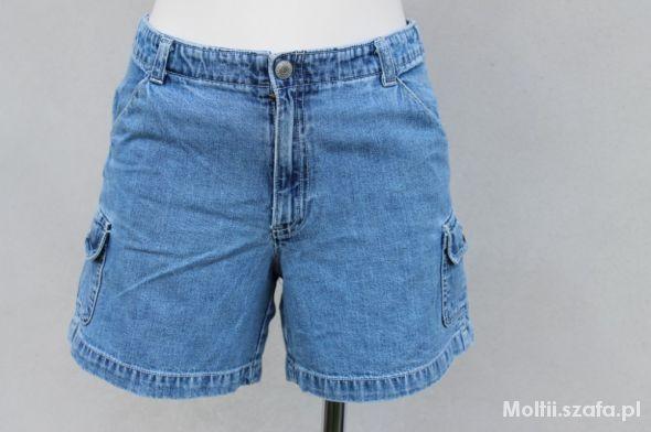 krótkie jeansowe GAP...