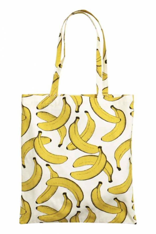 NOWA z metką H&M Torba w banany Torba shopper
