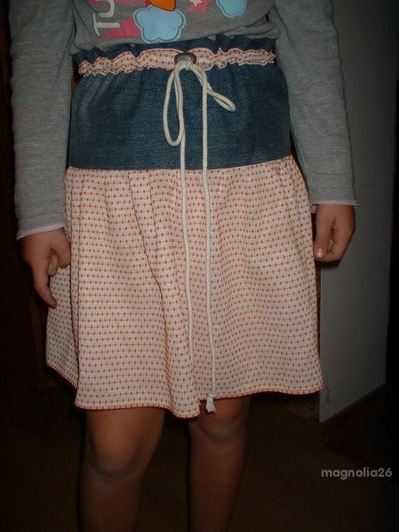 Sukienki i spódniczki Dzinsowa spódniczka