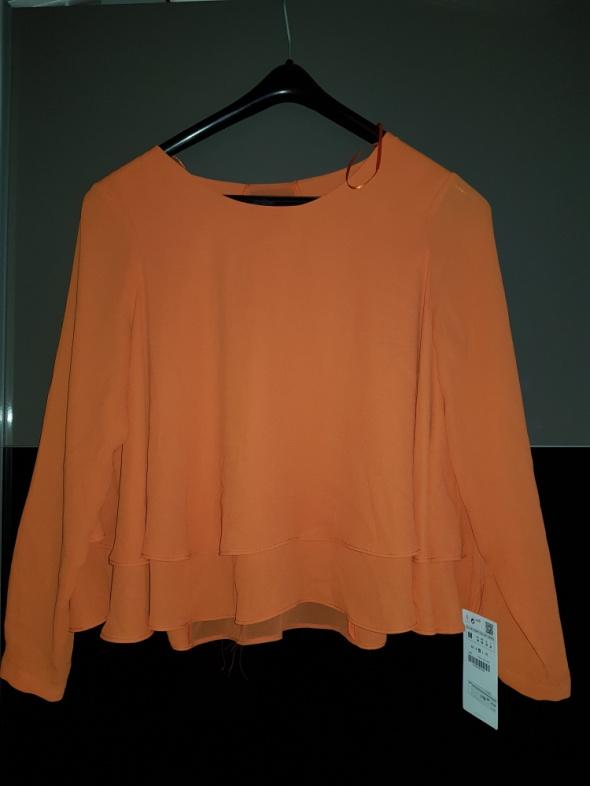 Nowa elegancka bluzka Zara