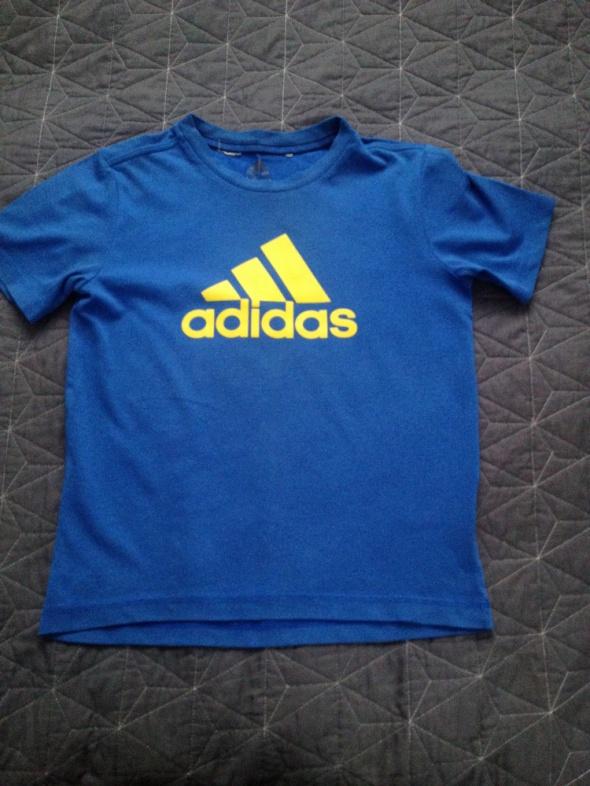 podkoszulek koszulka chłopięca Adidas...