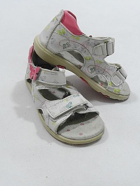 Obuwie sandały dziewczęce rozm 24