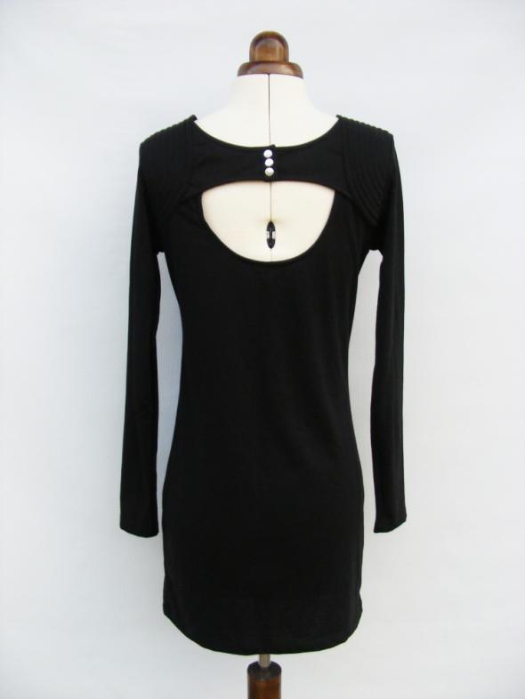 Suknie i sukienki Czarna sukienka VILA