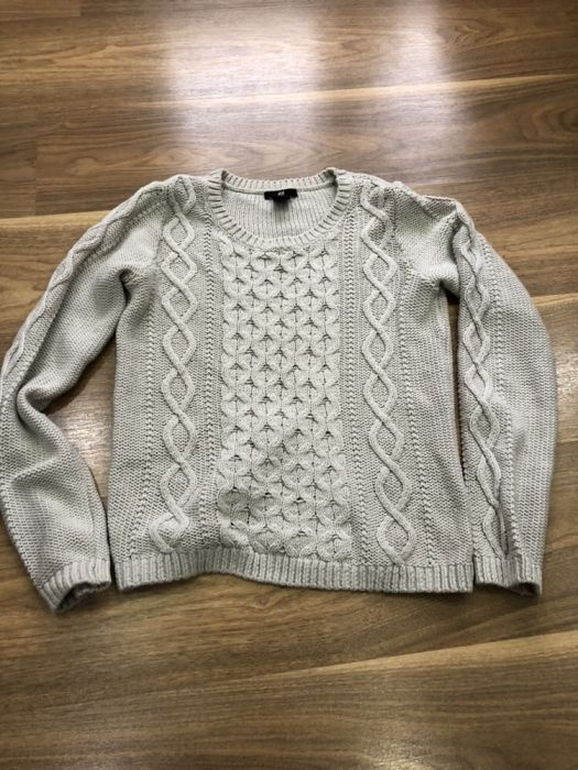 Sweter damski H&M rozmiar XS