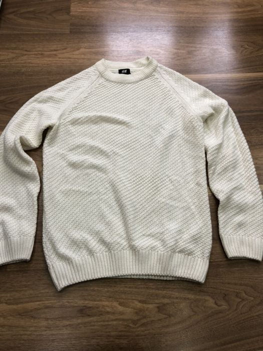 Sweter męski H&M rozmiar M