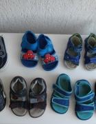 8 par bucików 22 23 24 Adidas Reebok...