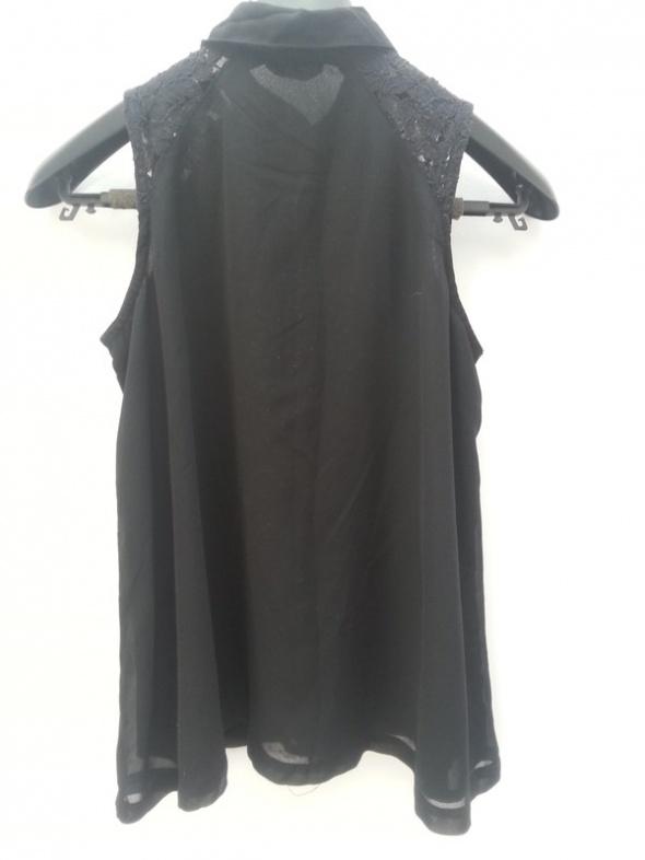 Bluzki Koszula czarna Kappahl 152