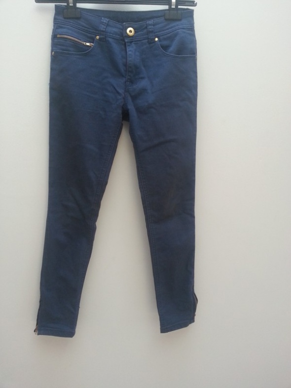 Spodnie i spodenki Spodnie rurki dziewczęce Denim 9 lat