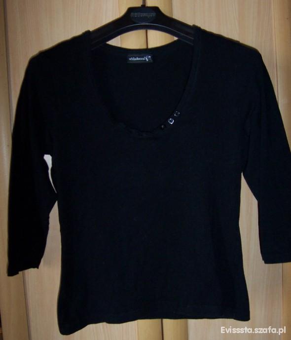 Czarna bluzka Madonna M L...