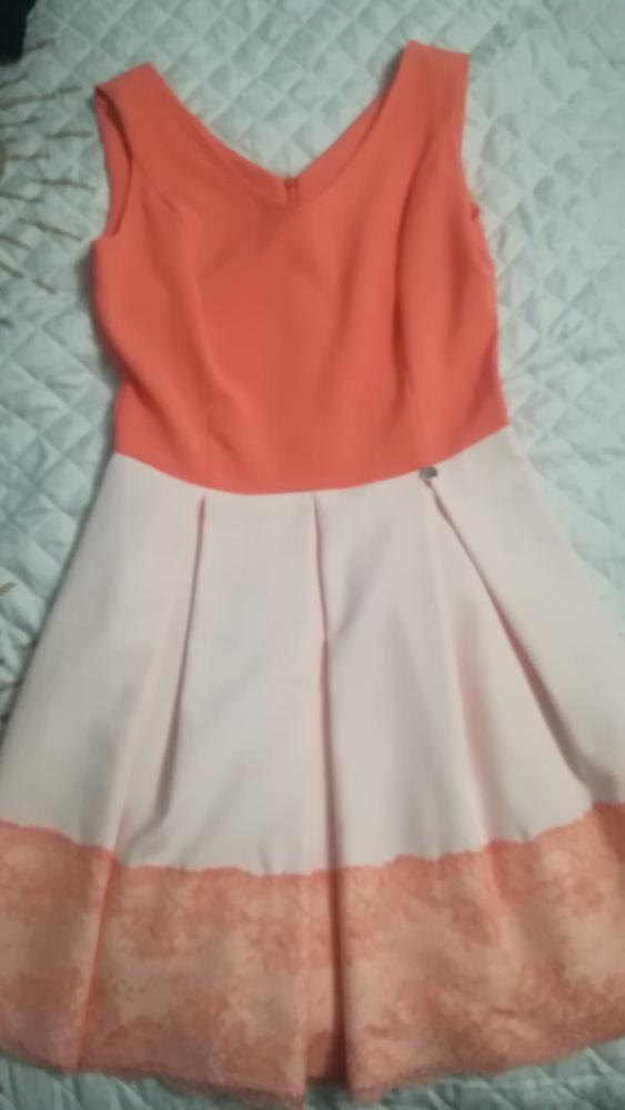 Sukienka rozkloszowana rozm 38