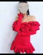 sukienka hiszpanka jak lou...