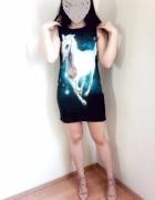 sukienka jednorożec galaxy...