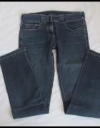 Camaieu jeansy elastyczne mocno rozciągliwe 38 M super stan...