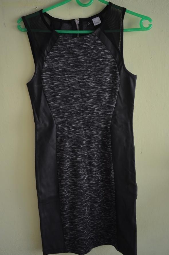 nowa obcisła sukienka H&M 36