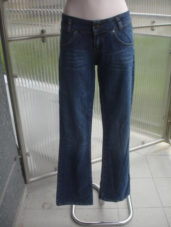 Spodnie Nowe damskie jeansy biodrówki Soul Sister 31x34