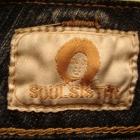 Nowe damskie jeansy biodrówki Soul Sister 31x34