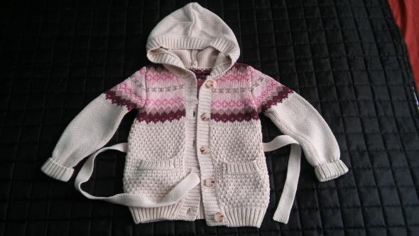 Kurtki Super sweterek rozm 92 98