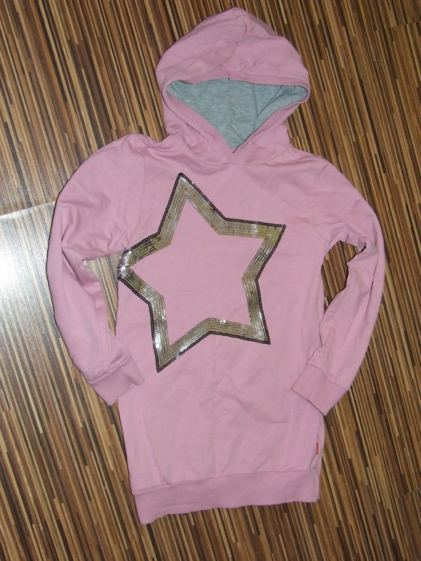 bluza z kapturem Name It rozmiar 134 140