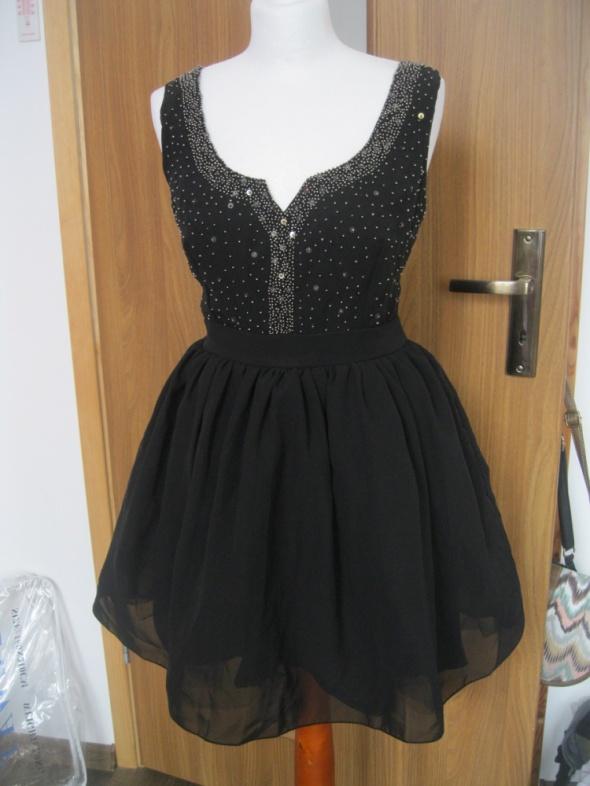 nowa sukienka LITTLE MISTRESS L czarna...
