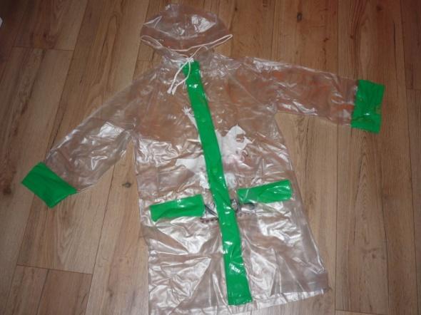 Kurtki rozm 4 do 7 lat płaszcz przeciwdeszczowy