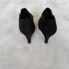 Czarne botki Deichman Graceland 36