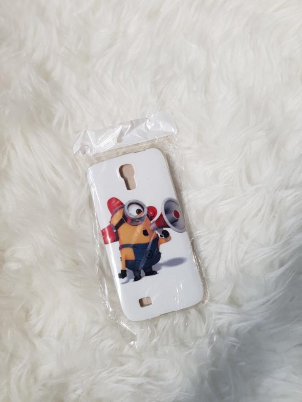 Etui z Minionkiem Samsung S4