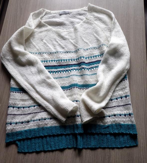 Piękny sweterek Promod M L...