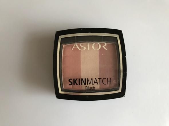Róż Astor Skinmatch Blush 001 Rosy Pink