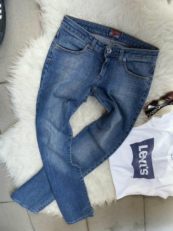 jeansy big star biodrówki r XS S...