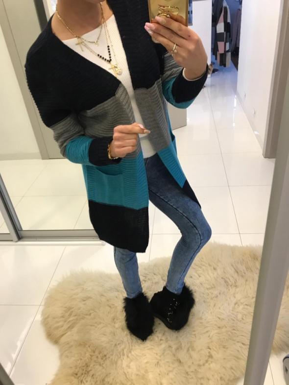 Swetry Kardigan