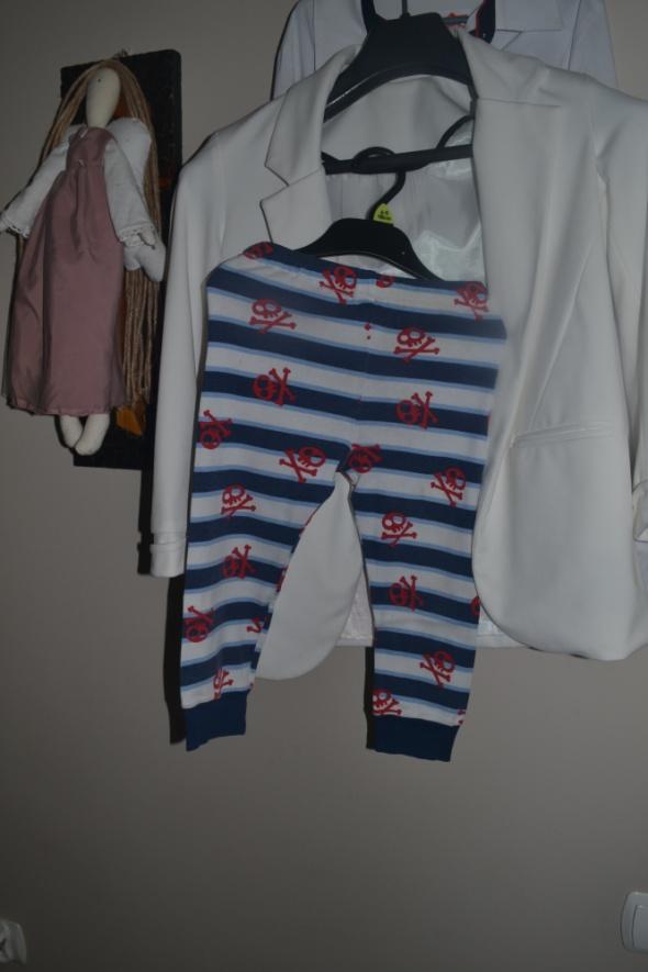 Spodnie od piżamy 92cm 98cm 2 3 lata 104cm
