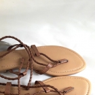 Sandałki Primark nowe wiązane