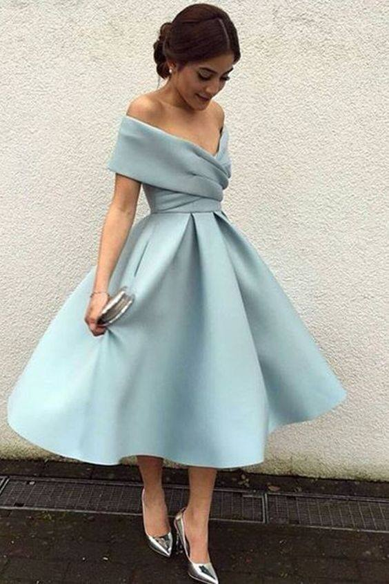 2c5d2dfb33 Suknie i sukienki NOWA Sukienka błękitna ASOS hiszpanka XXS 34 pianka  rozkloszowana