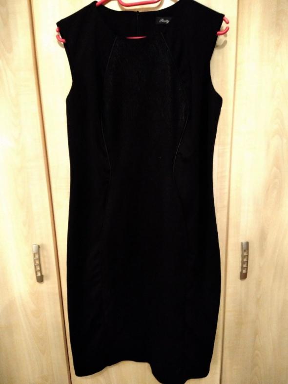 Sukienka czarna na wesele przyjęcie...
