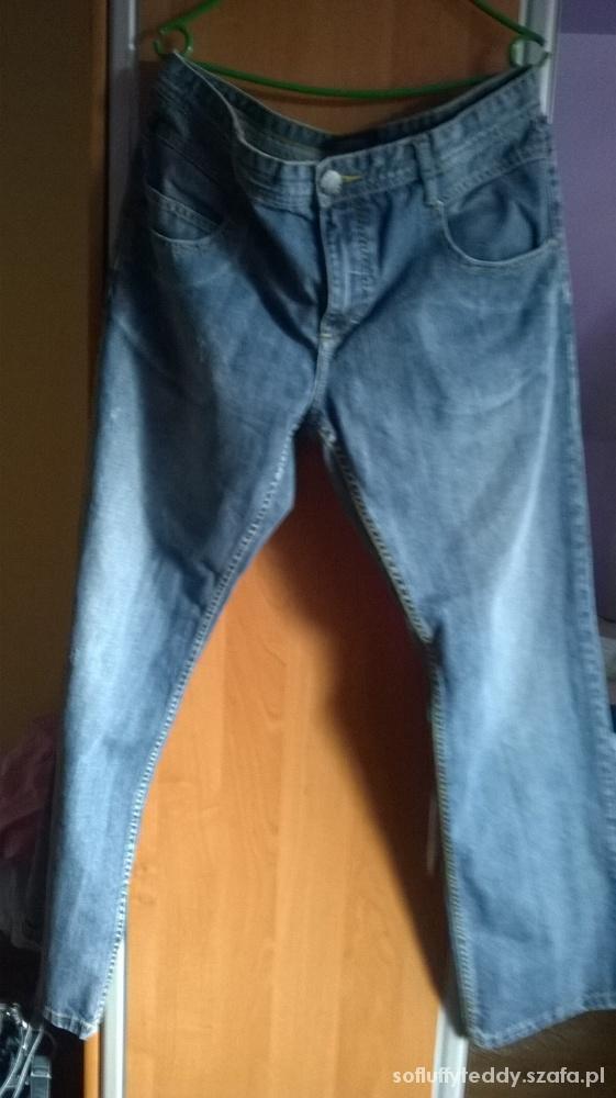 Spodnie drzinsowe