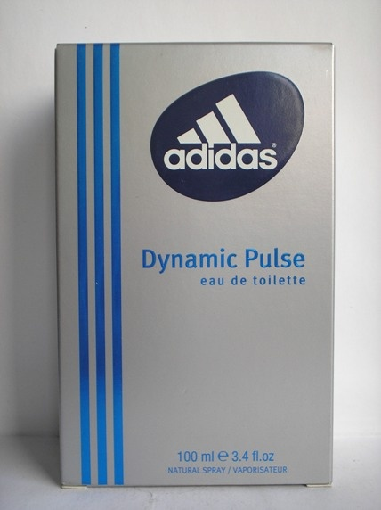 Męska woda toaletowa Adidas Dynamic Pulse 100 ml...