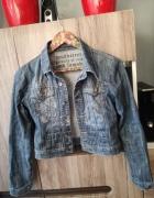 Kurtka jeansowa 36