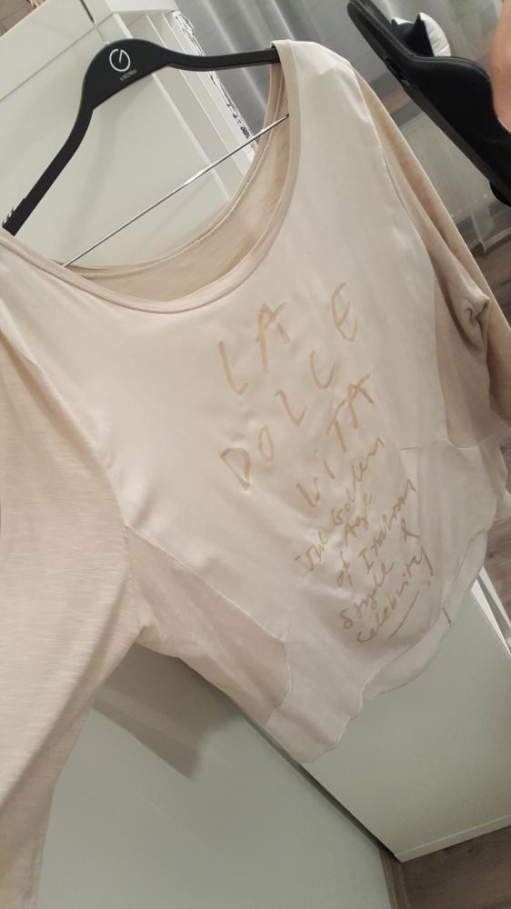 lekka zwiewna bluzka