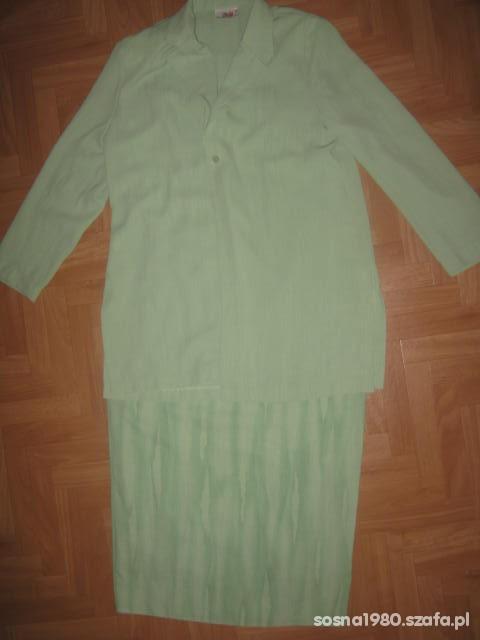 Garsonka sukienka i narzutka
