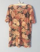 T shirt loose lub tunika NEW LOOK S M
