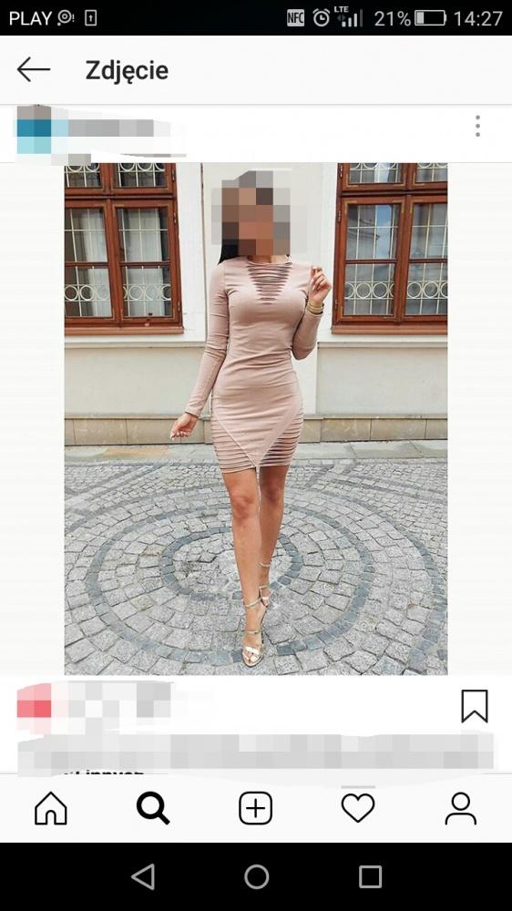 Poszukuje sukienki ze zdjęcia