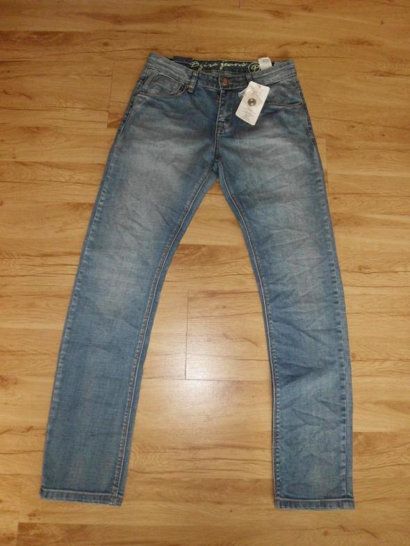 Nowe męskie spodnie jeansowe rozm 30