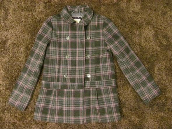 Wiosenny płaszczyk dla dziewczynki