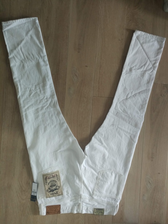 Ralph Lauren spodnie jeansy męskie