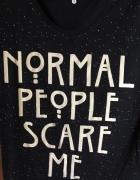 AHS koszulka Normal People Scare Me