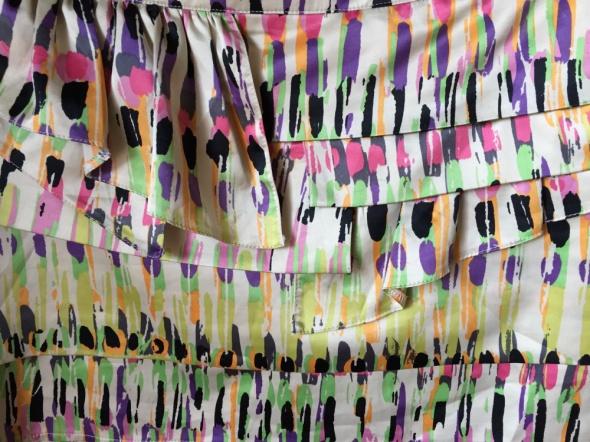 Spódnice Kolorowa spódniczka TOPSHOP